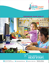 Pacific Clinics Head Start/Early Head Start 2016-27 Annual Report